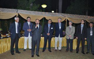 60. Geburtstag IC Indien in New Dehli